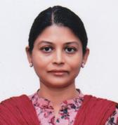 Smt. Padma Jaiswal, I.A.S. (AGMU: 2003) Image